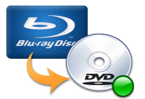 Blu-rayをDVDに変換・ダビング