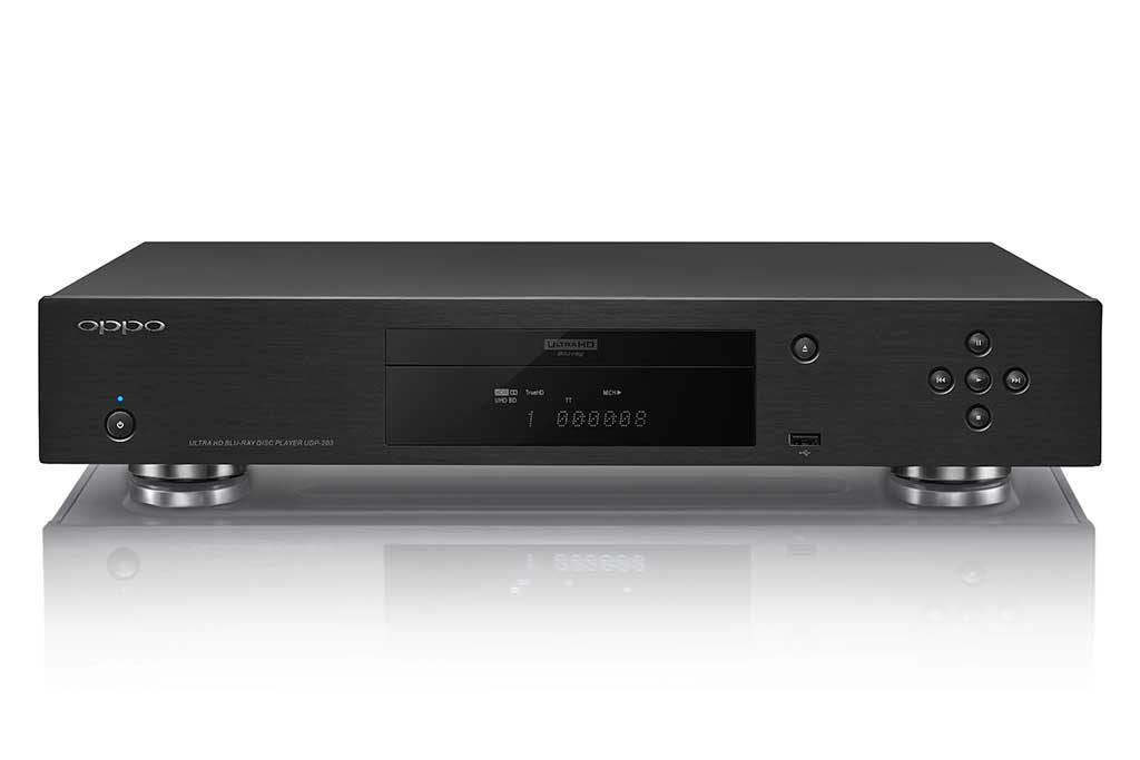 Oppo Ultra HD Blu-ray Player UDP-203