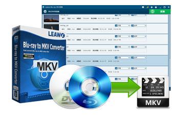 Blu-ray MKV変換