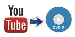 YouTube動画をDVDに焼く
