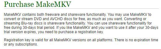 MKVの購入ページ