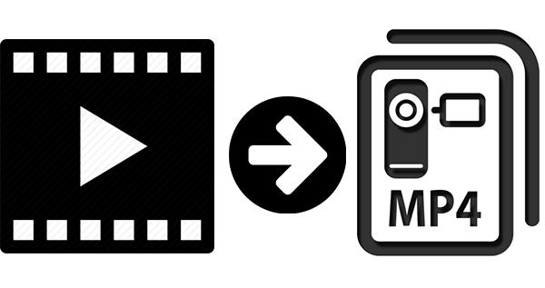 MP4動画に変換