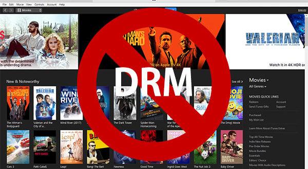 iTunes DRM解除