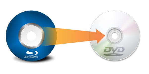ブルーレイをDVDに変換・圧縮・コピー・ダビング