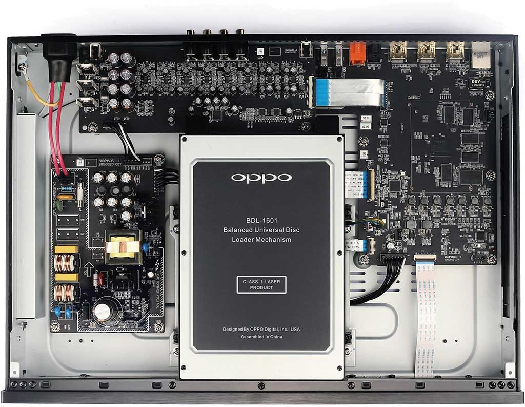 Oppo 8591 CPU