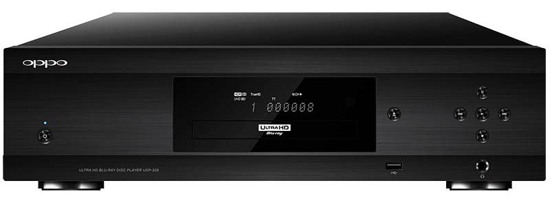 UltraHD Blu-ray Player UDP-205
