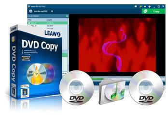 Leawo DVDコピー