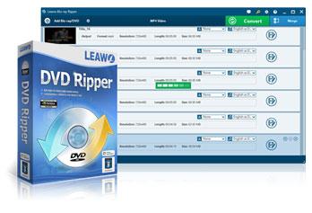 Leawo DVD変換