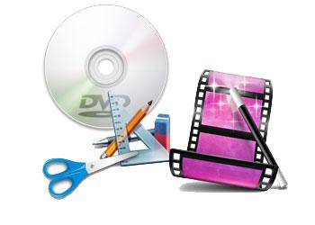 DVDリッピング前の編集