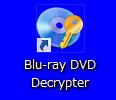 Blu-ray DVD Decrypterのアイコン