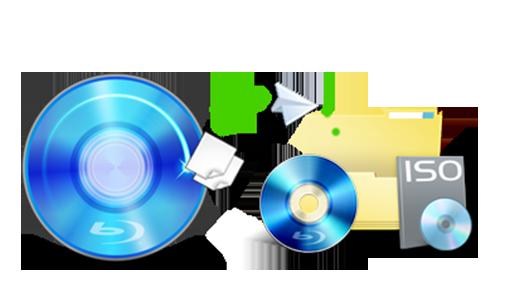 ブルーレイコピーソフト