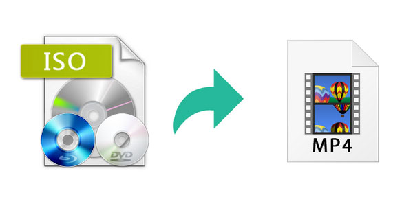 ブルーレイ・DVDのISOイメージをMP4動画に変換