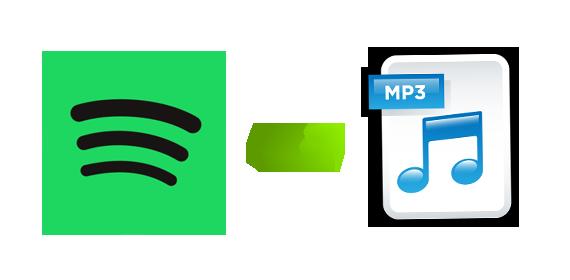 Spotify音楽をMP3に変換